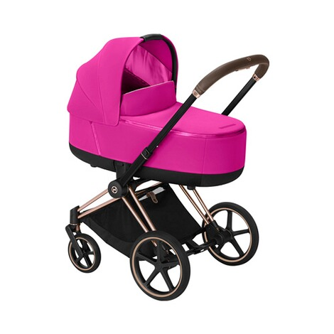 Cybex PLATINUM Tragewanne Priam Lux  Fancy Pink 3
