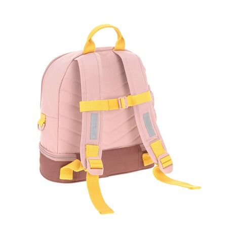 Lässig  Kindergartenrucksack Mini Backpack Adventure  rosa Tipi 2