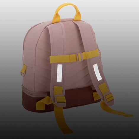 Lässig  Kindergartenrucksack Mini Backpack Adventure  rosa Tipi 7