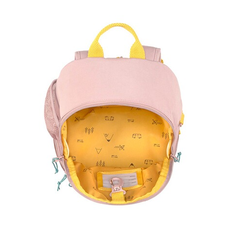 Lässig  Kindergartenrucksack Mini Backpack Adventure  rosa Tipi 9