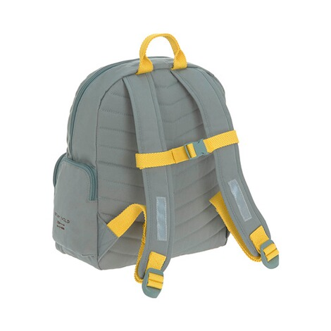 Lässig  Kinderrucksack Medium Backpack Adventure  blau Bus 2