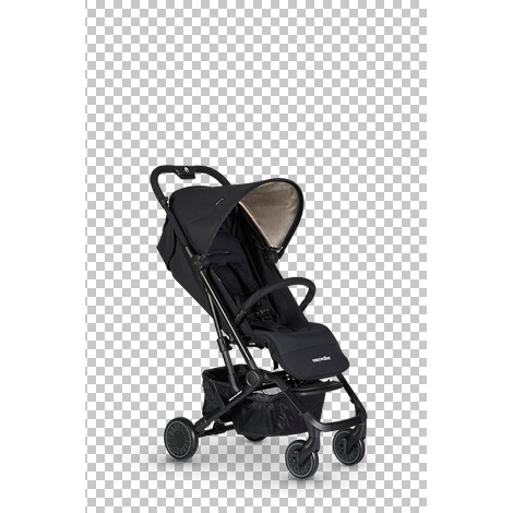 Easywalker  Buggy XS mit Liegefunktion  night black 1