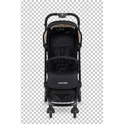 Easywalker  Buggy XS mit Liegefunktion  night black 4