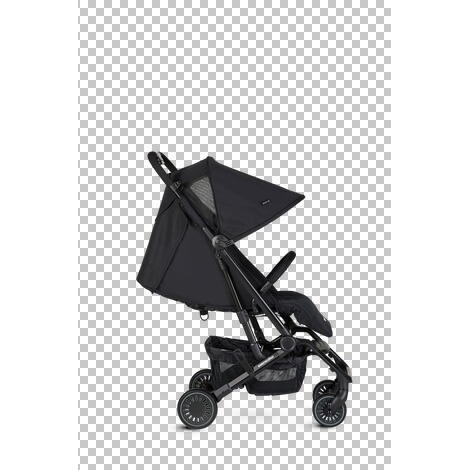 Easywalker  Buggy XS mit Liegefunktion  night black 3