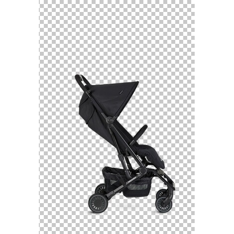 Easywalker  Buggy XS mit Liegefunktion  night black 2