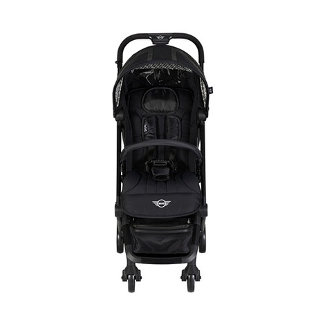 EasywalkerMINIBuggy XS mit Liegefunktion  oxford black 6