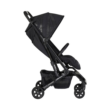 EasywalkerMINIBuggy XS mit Liegefunktion  oxford black 2
