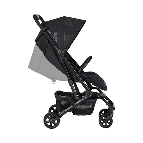 EasywalkerMINIBuggy XS mit Liegefunktion  oxford black 5
