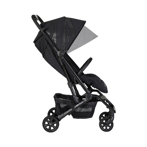EasywalkerMINIBuggy XS mit Liegefunktion  oxford black 3