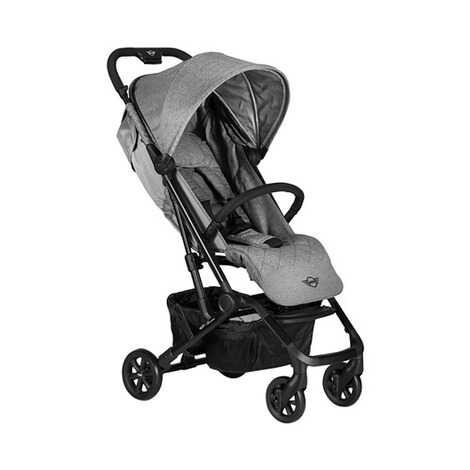 Easywalker MINI Buggy XS mit Liegefunktion  soho grey 1
