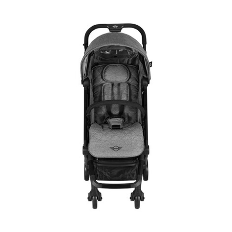 Easywalker MINI Buggy XS mit Liegefunktion  soho grey 4