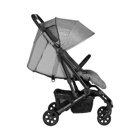 Easywalker MINI Buggy XS mit Liegefunktion  soho grey 3