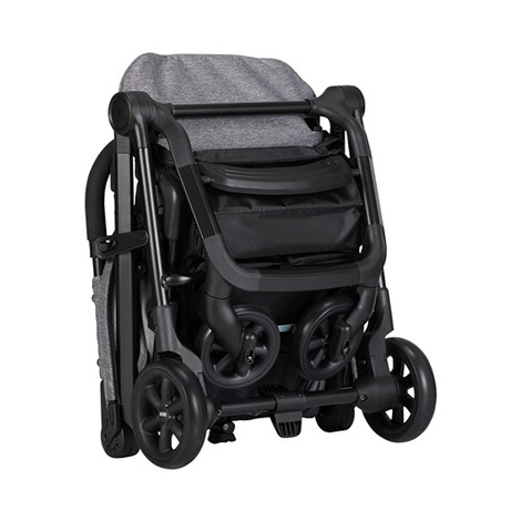 Easywalker MINI Buggy XS mit Liegefunktion  soho grey 5