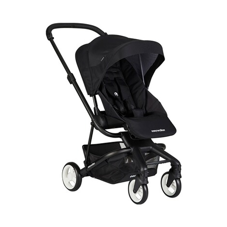 Easywalker  Charley Kinderwagen  night black 1