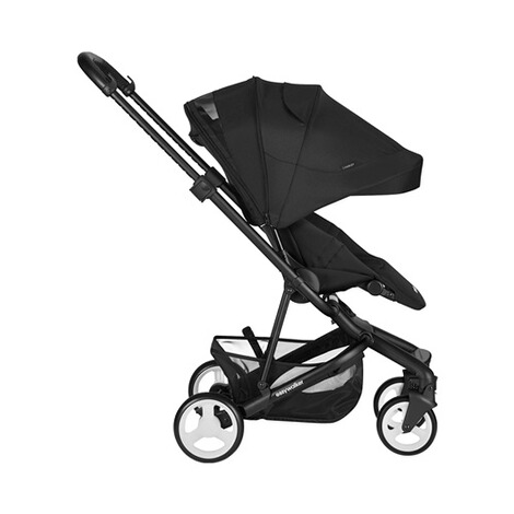 Easywalker  Charley Kinderwagen  night black 3