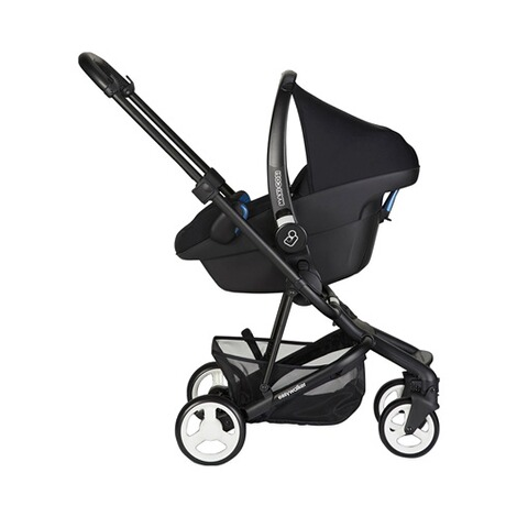 Easywalker  Charley Kinderwagen  night black 5