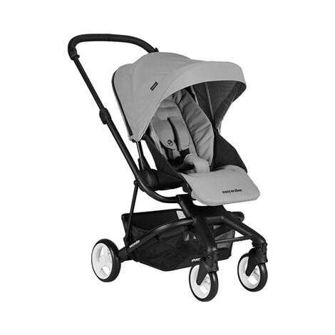 Easywalker  Charley Kinderwagen  cloud grey 1