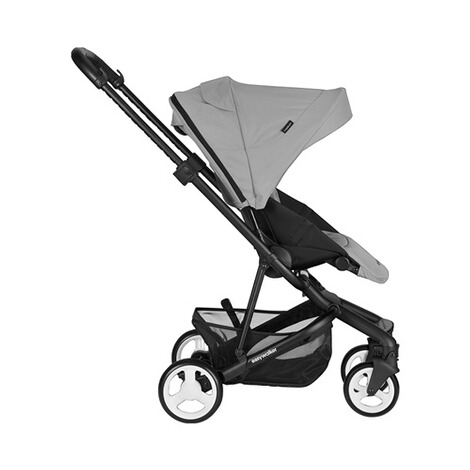 Easywalker  Charley Kinderwagen  cloud grey 2