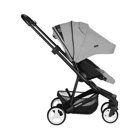 Easywalker  Charley Kinderwagen  cloud grey 3