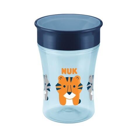 NUK  Trinklernbecher Magic Cup 230 ml  blau 1