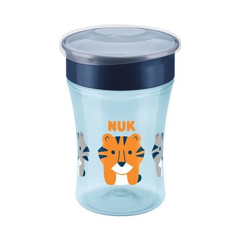 NUK  Trinklernbecher Magic Cup 230 ml  blau 2