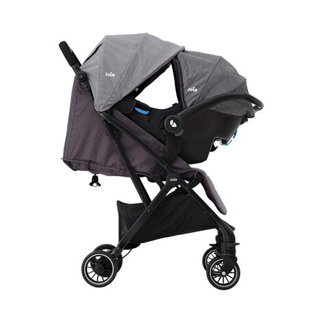 Joie  Tourist Buggy  gray flannel 10
