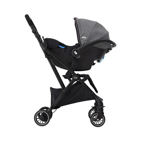 Joie  Tourist Buggy  gray flannel 11