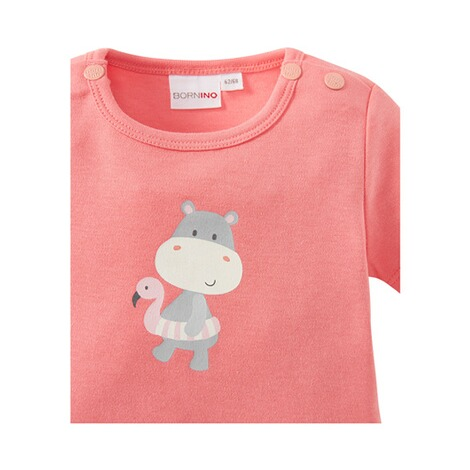 Bornino Hippo & Rabbit T-Shirt 3