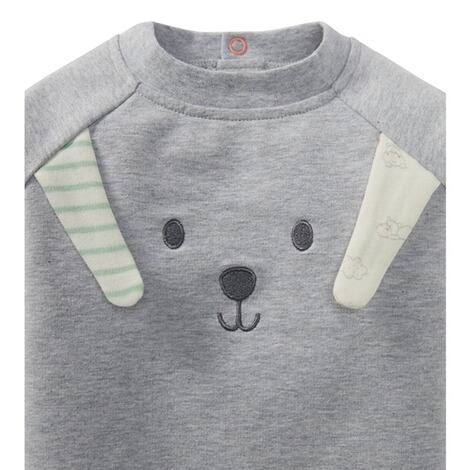 Bornino Hippo & Rabbit Sweatshirt 3