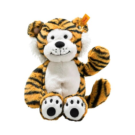 Steiff  Kuscheltier Toni Tiger Soft Cuddly Friends 30cm 1