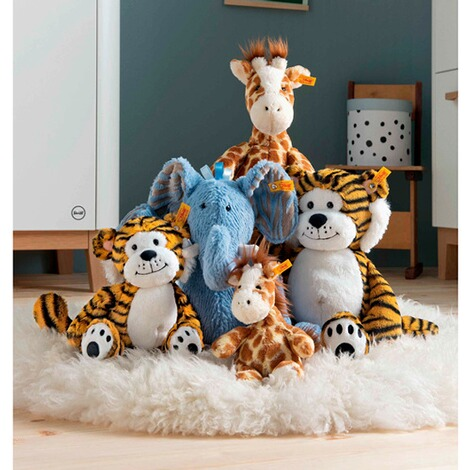 Steiff  Kuscheltier Toni Tiger Soft Cuddly Friends 30cm 2