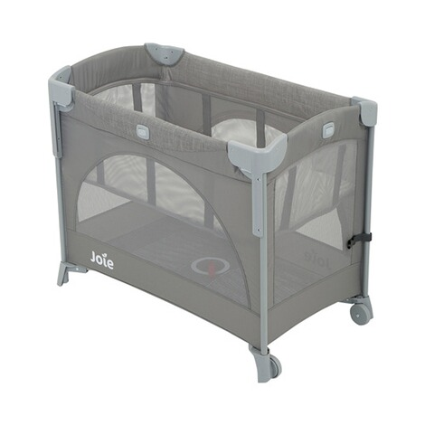 Joie  Reisebett Kubbie Sleep  Foggy Gray 1