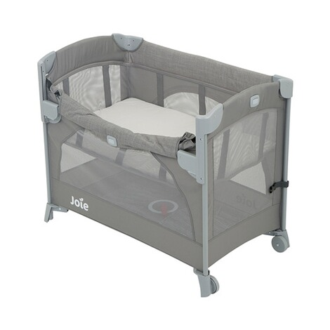 Joie  Reisebett Kubbie Sleep  Foggy Gray 2