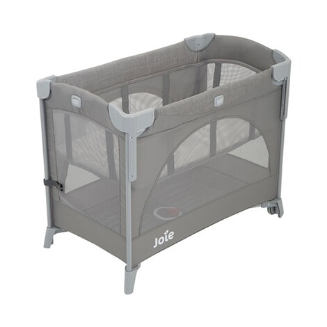 Joie  Reisebett Kubbie Sleep  Foggy Gray 4