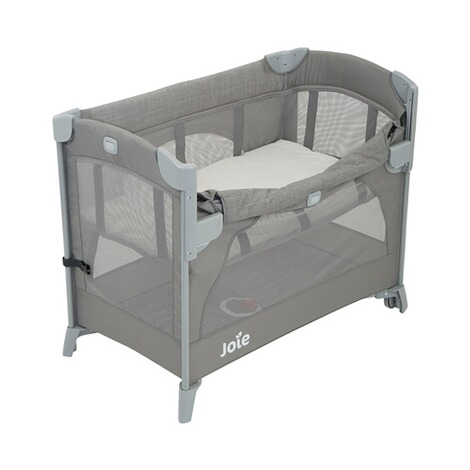 Joie  Reisebett Kubbie Sleep  Foggy Gray 5