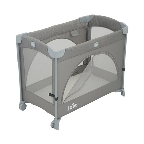 Joie  Reisebett Kubbie Sleep  Foggy Gray 6