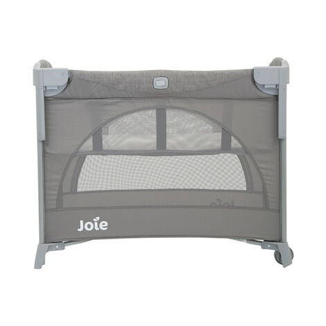 Joie  Reisebett Kubbie Sleep  Foggy Gray 7