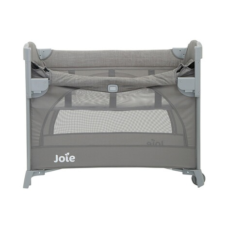 Joie  Reisebett Kubbie Sleep  Foggy Gray 8