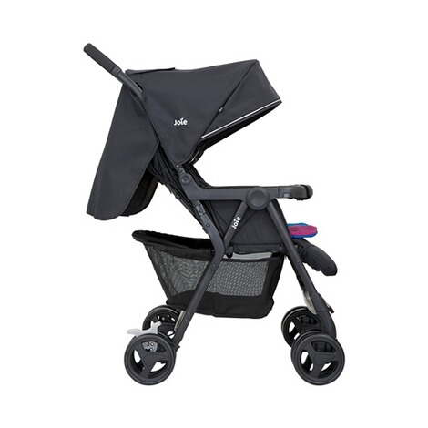 Joie  Aire Twin Zwillings- und Geschwisterbuggy  rosy & sea 2