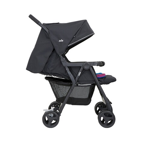 Joie  Aire Twin Zwillings- und Geschwisterbuggy  rosy & sea 3