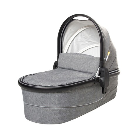 Osann  POP Kombikinderwagen Trio-Set  grey melange 5