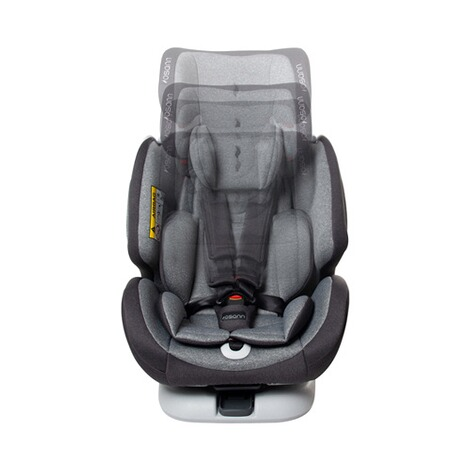 Osann  ONE 360° Kindersitz  universe grey 7