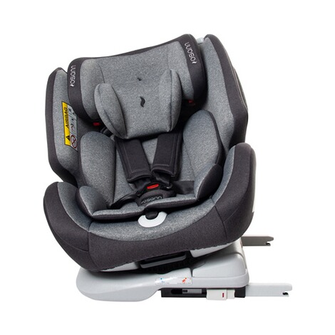 Osann  ONE 360° Kindersitz  universe grey 11