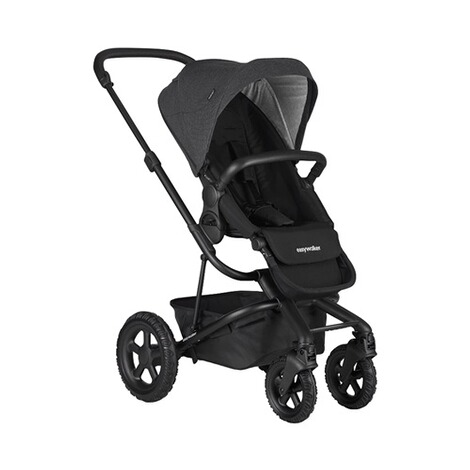 Easywalker  Harvey² All Terrain Kinderwagen  night black 1