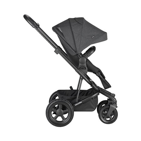 Easywalker  Harvey² All Terrain Kinderwagen  night black 3