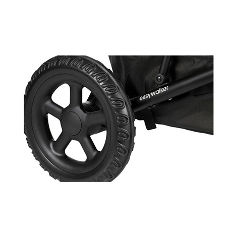 Easywalker  Harvey² All Terrain Kinderwagen  night black 5