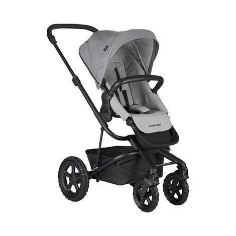 Easywalker  Harvey² All Terrain Kinderwagen  stone grey 1