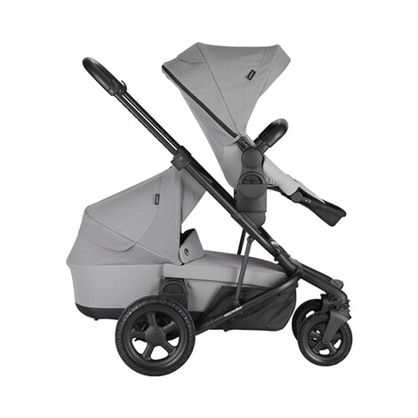 Easywalker  Harvey² All Terrain Kinderwagen  stone grey 12