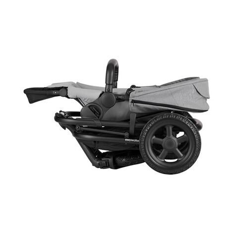 Easywalker  Harvey² All Terrain Kinderwagen  stone grey 9