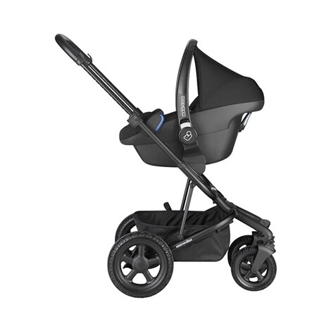 Easywalker  Harvey² All Terrain Kinderwagen  stone grey 11